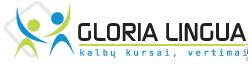 Gloria Lingua logotipas
