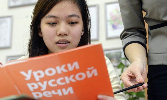 Vakarų šalyse dabar mokomasi ir rusų kalbos